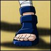 L'équipement des ninjas!  Sandales