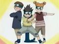 Les équipes Ninja Konohamarucorp