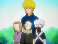 Les équipes Ninja Teamyondaime