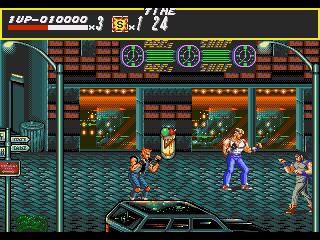 [GAME] Streets of Rage Round1_shot1