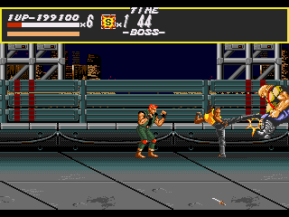 [GAME] Streets of Rage Round4_boss