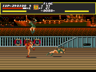 [GAME] Streets of Rage Round5_boss