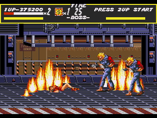 [GAME] Streets of Rage Round6_boss