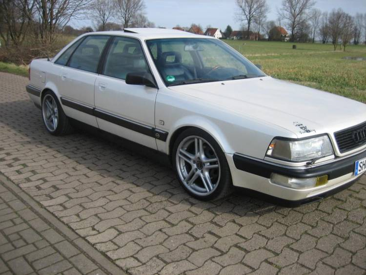 Audi V8  audi 200 GalerieAudi-V8-sJJZ