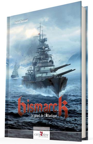 Construire le Bismarck au 1/200 - Hachette Collections - Page 3 Couv-Bismarck