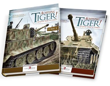 mes derniers achats Tiger1et2