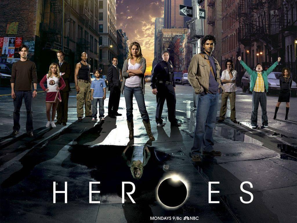 Heroes -Serie Tv Heroes