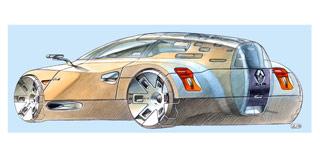 [Présentation] Le design par Renault Renault-Altica-Design-Sketch-3
