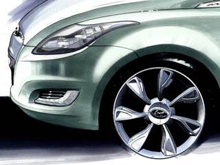 [Présentation] Le design par Hyundai Hyundai-Arnejs-Concept-Sketch-detail