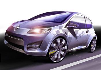 [Présentation] Le design par Renault _Renault-Twingo-Concept-sketch-1