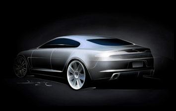 [Présentation] Le design par Jaguar Jaguar-C-XF-Concept-Sketch-2