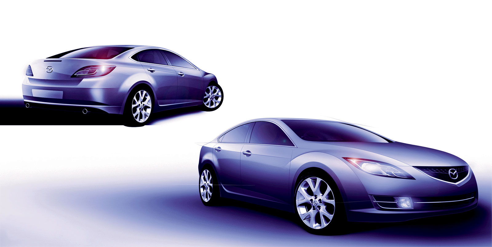[Présentation] Le design par Mazda - Page 2 Mazda-6-Design-Sketch-5-lg