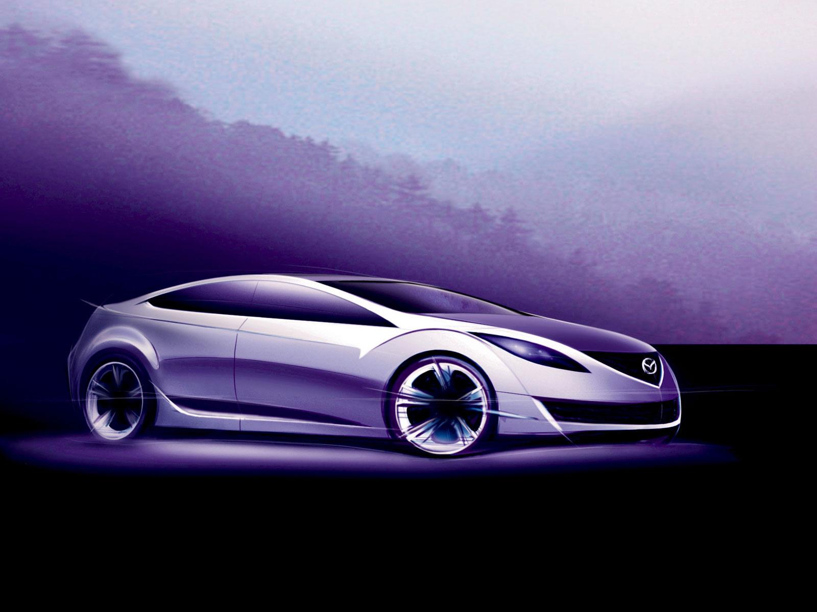 [Présentation] Le design par Mazda - Page 2 _Mazda-6-Design-Sketch-1-lg