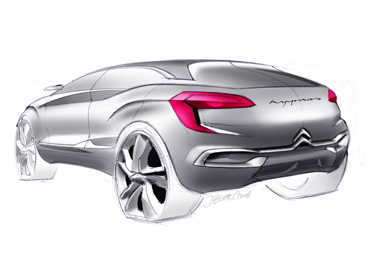 [Présentation] Le design par Citroën - Page 15 _Citroen-Hypnos-Concept-design-sketch-lg