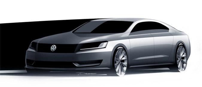 [Présentation] Le design par VW - Page 3 Volkswagen-NMS-Design-Sketch-3-lg