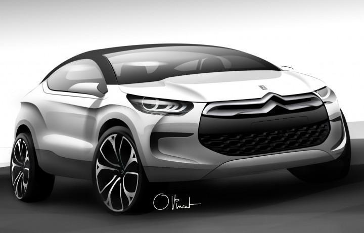 [Présentation] Le design par Citroën - Page 15 Citroen-DS-High-Rider-Concept-Design-Sketch-01-720x461
