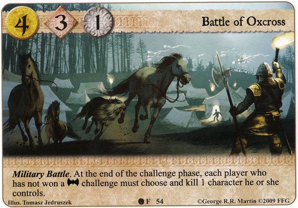 Rhaegar Targaryen et effets de fin de phase Gallery_34_258702