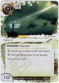 [Android: Netrunner] Deck - Kate Solid Ffg_deus-x-a-study-in-static