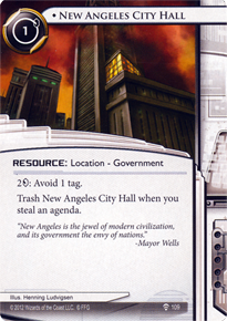 [Android: Netrunner] Deck - Kate Solid Ffg_new-angeles-city-hall-future-proof