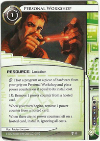 [Android: Netrunner] Deck - Kate Solid Ffg_personal-workshop-cyber-exodus
