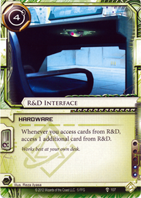[Android: Netrunner] Deck - Kate Solid Ffg_r-d-interface-future-proof
