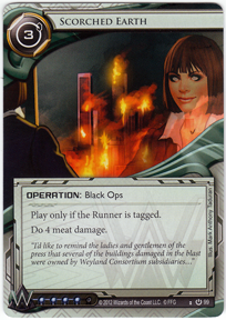 [Android: Netrunner] Deck - Kate Solid Ffg_scorched-earth-core