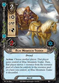 Le swarm d'allié ! Les Nains & les Elfes. Ffg_blue-mountain-trader_the-dunland-trap_6