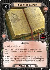 [Question] Le cycle des archives : Book of Eldacar - Parchemin d'Isildur - Tome d'Atanator - Carte d'Earnil) [Réponse officielle] Ffg_book-of-eldacar-eaad