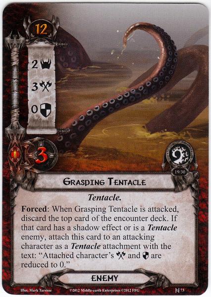 La Traduction de Jeux de Cartes Grasping-tentacle-twitw