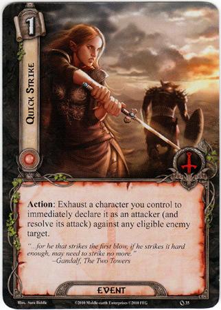 [Cartes] Mort du défendeur avant résolution (Vrombicornes, Beorn, Coup Rapide) [Résolu] Med_quick-strike-core