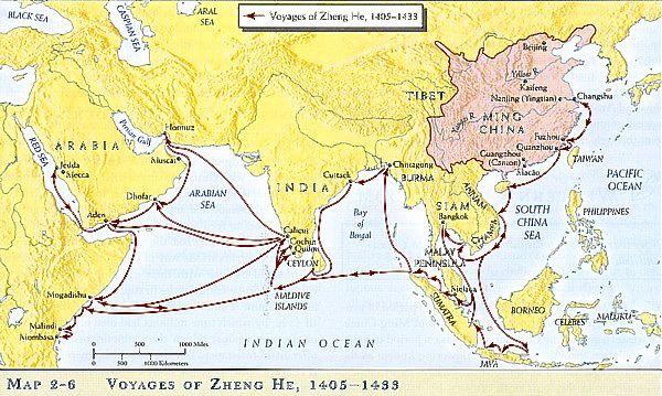 Les voyages de Zheng He - 29/01 - 16h GMT - Page 2 005-ZhengHeMap