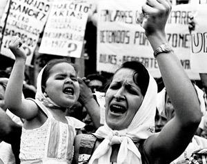 A 35 años del comienzo de la última dictadura militar  NUNCA MAS Dictadura%20argentina%20madres%20mayo
