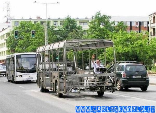 HUMORISMO GRáFICO - Página 4 Autobus