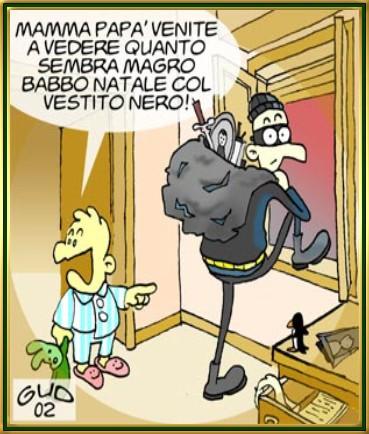 RIDI CHE TI  PASSA.... - Pagina 4 Vignetta-di-natale-5