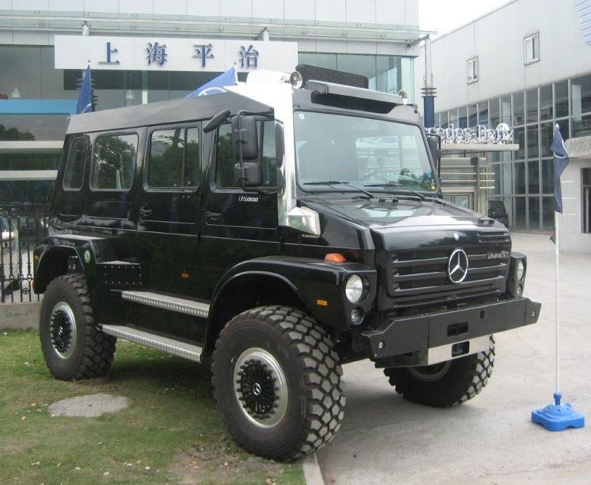 Unimog chinois????? Unimog-u500-china-1