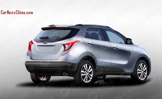 2014 - [Hyundai] iX-25 Hyundai-ix25-china-ren-2