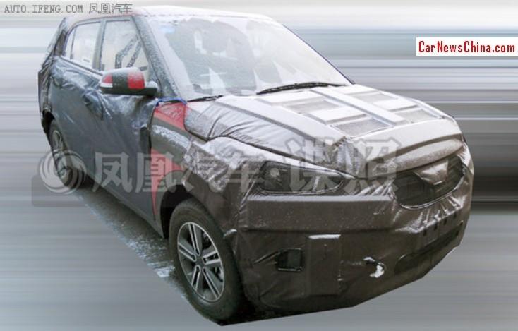 2014 - [Hyundai] iX-25 Hyundai-ix25-china-1