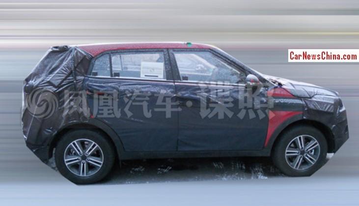 2014 - [Hyundai] iX-25 Hyundai-ix25-china-2