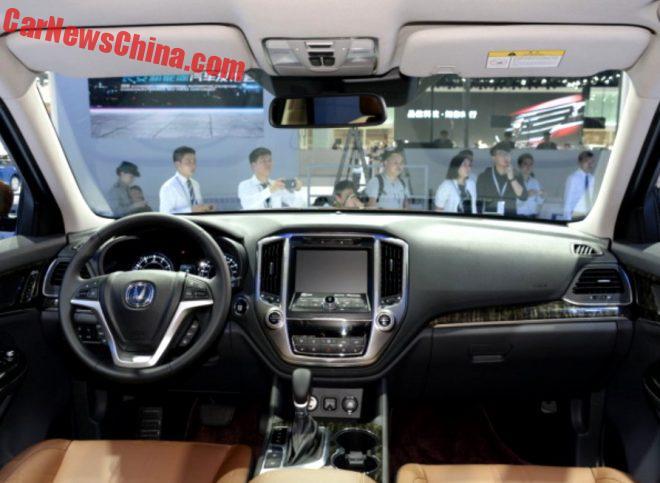 2016 - [CHINE] Guangzhou Auto Show Changan-cs95-4-660x483