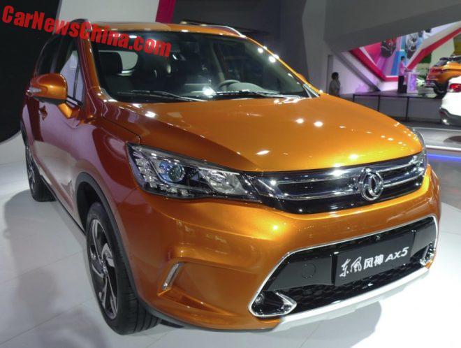 2016 - [CHINE] Guangzhou Auto Show Dongfeng-ax5-1-660x498