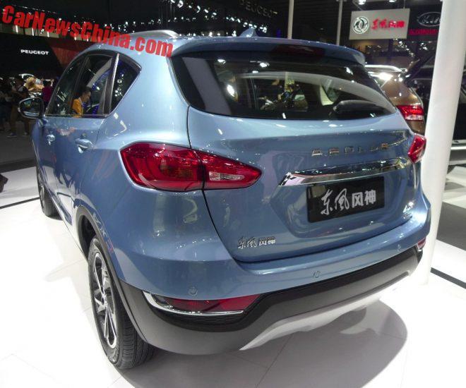 2016 - [CHINE] Guangzhou Auto Show Dongfeng-ax5-4a-660x550