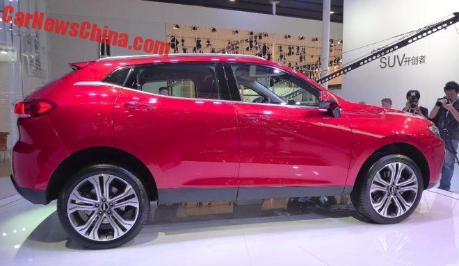 2016 - [CHINE] Guangzhou Auto Show Greatwall-wei-5-660x383