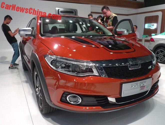 2016 - [CHINE] Guangzhou Auto Show Qoros-3-gt-1-660x500