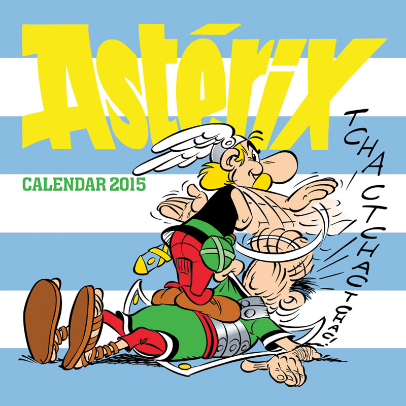 Calendrier 2015 - Anglais 24209_Front