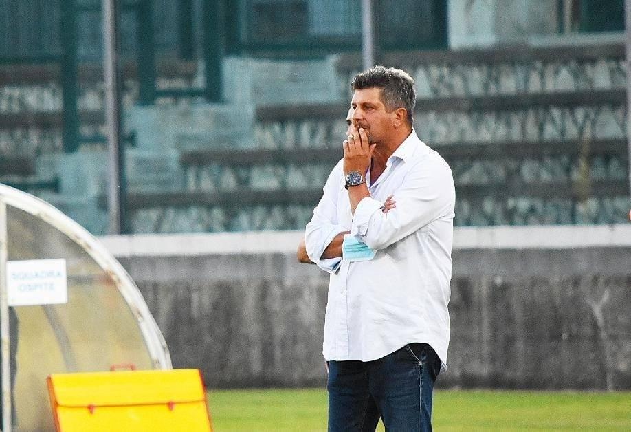 """Carrarese, Baldini: """"Grande chance per noi, la squadra è in salute""""  Baldini9"""