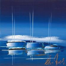 Histoire d'eau Oeuvre-d-art-contemporain-eric-munsch-l-epure-bleu