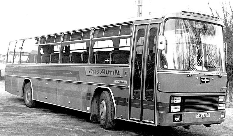 Parc autocars Vincendon Van-hool-440-1977