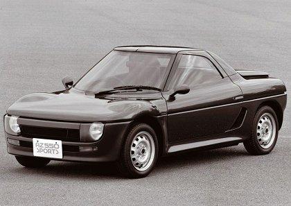 """[Concepts] Les """"vieux"""" concepts ! - Page 19 1989_Mazda_AZ550"""