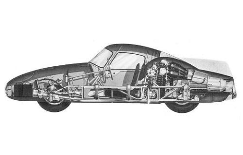 Pretty Isn't She II. 1954_Fiat_8V_Turbina_07