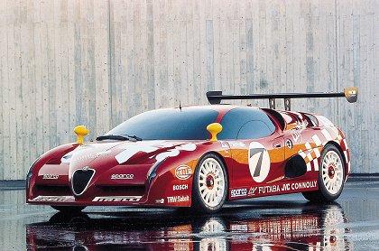 "[Concepts] Les ""vieux"" concepts ! - Page 18 1997_ItalDesign_Alfa-Romeo_Scighera_GT_02"